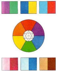 Подбор цветов для интерьера онлайн